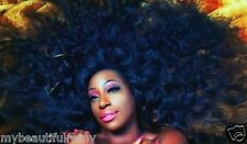 100% VIRGIN BRAZILIAN and INDIAN REMY HAIR,  QUALITY GUARANTEED