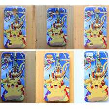 Cute Pokemon Pikachu Anime Comic Hard Case Cover For Apple iPhone Samsung Galaxy