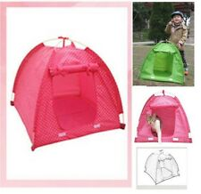 NEW HOT WAVE POINT PORTABLE BED CAGE HOUSE TENT PET DOG CAT CUTIE RARE GIFT