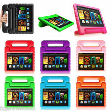 Kids Safe Shock Proof Foam Case Cover For Amazon All-new Kindle Fire HD HDX 7""