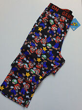 Mens Official MARIO SUPER MARIO BROS Nintendo Pyjama Lounge Pants from PRIMARK
