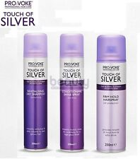 Dry Shampoo UV Absorber Instant Shine Dry Conditioner Touch of Silver