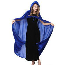 Maleficent  Long Cosplay Costume Witch Cosplay Cloak With a hat SW0014