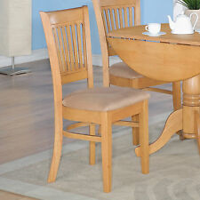 East West Furniture Vancouver Side Chair Set of 2