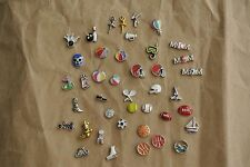 Sports Theme Floating Charm for floating memory glass lockets 1pc