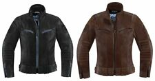 Icon Womens 1000 Collection Fairlady Leather Jacket 2014