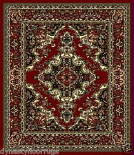 Traditional Persian Style Oriental Area Rug  8x11 and 5x8