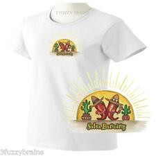 Sexy Salsa Dancing Chili Hot Peppers Cartoon Ladies Classic Fit White T Shirt