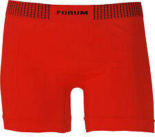 Lupo Forum Men's Seamless Microfiber Boxer Briefs Sunga Trunk Underwear 774-3