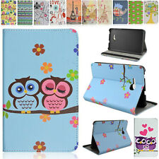 "Folio Flip PU Leather Stand Cover Case For Samsung Galaxy Tab 3 Lite 7""inch T110"