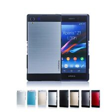 New Genuine MOTOMO INO Metal Polycarbonate Fitted Case For Sony Xperia Z1