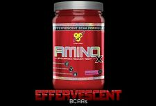 BSN AMINO X Endurance & Recovery Agent BCAA 30 Servings FREE SHIP CRAZY Sale