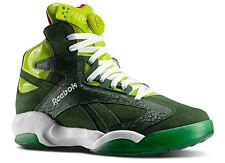 NEW REEBOK PUMP SHAQ ATTAQ MENS Green NIB Classic LTD $160