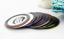 Nail Art Striping Tape - pick your colors - USA seller