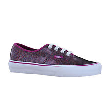 Vans Classic Authentic Glitter Multi Womens Trainers