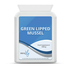 Green Lipped Mussel Extract - 500mg