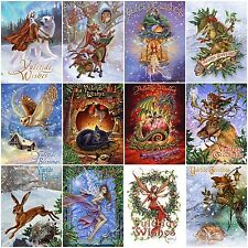 Briar Yule Midwinter Solstice Greeting Card Alternative Christmas Pagan Wiccan