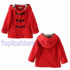 New kids Girl clothes children Winter Coat clothes Red Winter jacket Outerwear