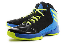 size 40 a124e a0ed9 ... NEW ADIDAS MAD HANDLE Basketball MENS Black crazy derrick rose NIB LTD  NR ...