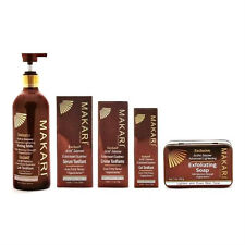 Makari EXCLUSIVE Skin Lightening Toning Milk, Cream, Gel, Serum & Soap