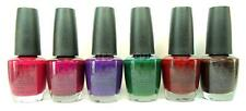 OPI Gwen Stefani Holiday Collection 2014 Classic Shades VARIETY HR F01 to F06