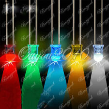 10/50/100x 3mm LED Red/Green/Blue/Yellow/White Ultra Bright Diode Bulbs Lamp US