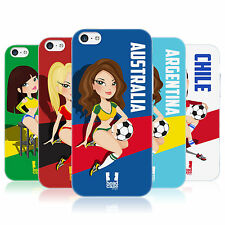 HEAD CASE FOOTBALL PIN-UPS TPU GEL BACK CASE COVER FOR APPLE iPHONE 5C