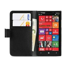 7Colors Leather Folio Wallet Flip Case+Screen Protector For Nokia Lumia 929 a