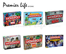Monopoly Boards Games - Latest Designs