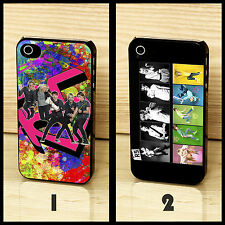 R5 American Pop Rock Band Lynch Ratliff Case Cover for iPhone & Samsung Phones