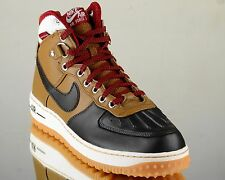 Nike Air Force 1 Duckboot AF1 men lifestyle casual winter sneakers NEW umber