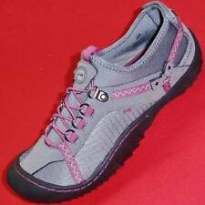NEW Women's J-41 TAHOE Gray/Pink Slip On Casual Water Athletic Loafers Shoes