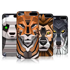 HEAD CASE DESIGNS ROBOTIC ANIMALS CASE COVER FOR APPLE iPOD TOUCH 5G 5TH GEN