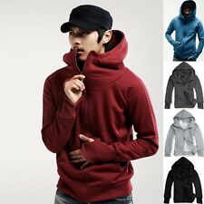 Mens Casual Stylish Slim Fit Zip Up Tops Designed Hoodies Track Jackets Coats