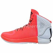 Adidas D Rose 4 Derrick G66940 Pop/Black/Clear Grey Mens Shoes/Sneakers ALL SIZE