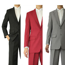 Milano Moda 2 Boutton Basic Suit Jacket with pants Three Color  702 P