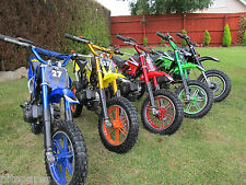 Mini dirt bike mini moto minimoto 49cc offroad bike crosser clearance sale
