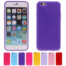 8 Colors SALE~ TPU Hard Snap On Protector Case Cover Skin For Apple iPhone 6 6th