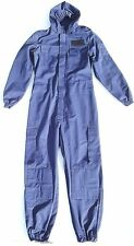 Ex Police Polycotton Paintballing Airsoft Tactical Coveralls Suit Overalls *SEM1