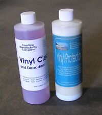 Vinyl Cleaner & Protector for Vinyl: RV, Auto, Bras, Awning, Furniture, Marine
