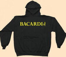 Sweat Shirt, Bar, Club Promo, Rum, Bacardi, Liquor, Hooded  Gildan, Heavy Weight