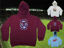 ASTON VILLA Football Baby/Kid's Hoodie/Hoody-Boy/Girl-Personalised Name & Number