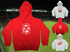 ROTHERHAM UNITED Football Baby/Kid's Hoodie/Hoody-Boy's/Girl's- Personalised Top