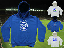 IPSWICH TOWN Football Baby/Kid's Hoodie/Hoody-Boy/Girl-Personalised Name& Number