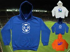OLDHAM ATHLETIC Football Baby/Kids Hoodie/Hoody-Boy/Girl-Personalise Name&Number