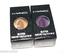 MAC Heirloom Mix Collection Glitter 2014 Holiday Reflects antique gold Amethyst