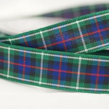 Berisfords Mackenzie Scottish Woven Tartan Ribbon 7mm - 40mm