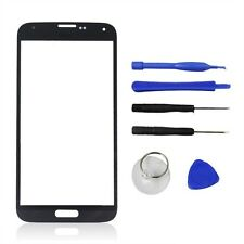 Replacement LCD Front Screen Glass Lens + Free Tools for Samsung S5 i9600 U3765