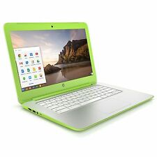 "HP 14"" Diagonal HD WLED-Backlit 2GB 16GB with Chrome OS Google Drive Chrome Apps"