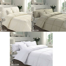Duvet Cover With Pillow Case Bedding Set Quilt Cover Single Double King
